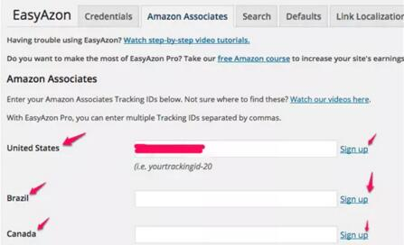WordPress利基网站怎么加上Amazon联盟推广链接?