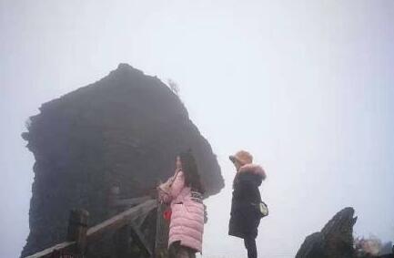 我再也不会去梵净山了!尽管景色好,但爬山也太累了