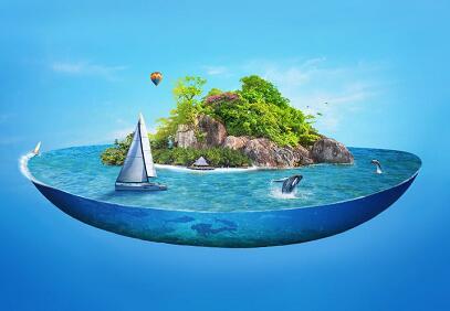 建个海岛我当王:为提现3毛把手机卡成狗