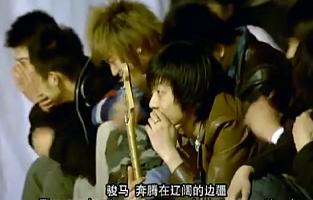 黄渤当年艺考海选的视频:看完后的一点感悟!